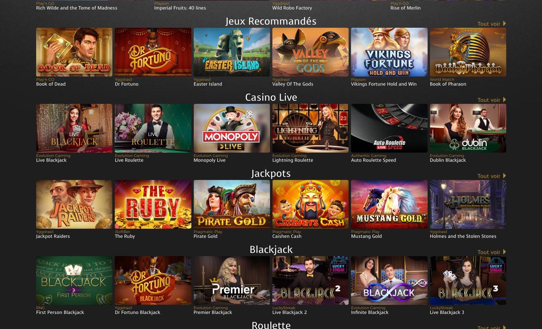 Casino Extra avis : critique détaillée de l'un des casinos les plus intéressants de la toile !